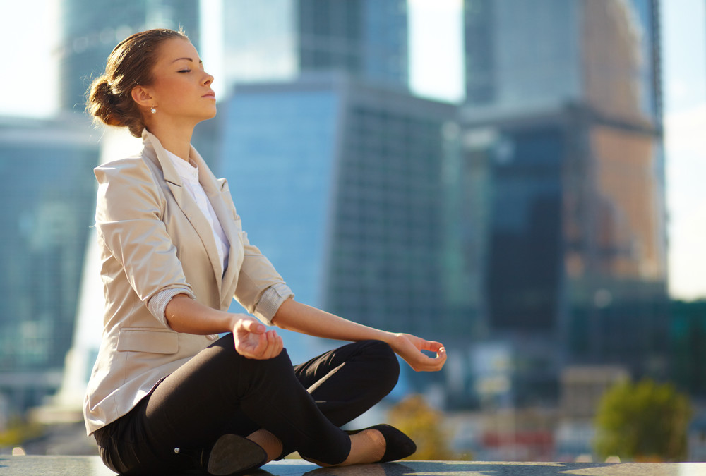 Yoga and Meditation is Sweeping Boardrooms Across the World