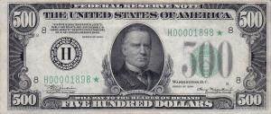 The $5000 Bill
